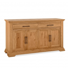 Cookes Collection Nantes Oak Sideboard