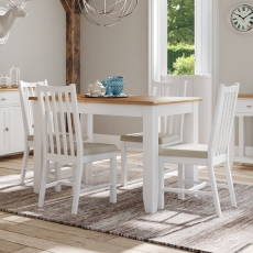 Cookes Collection Palma Dining Table and 4 Chairs