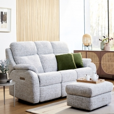 G Plan Kingsbury 3 Seater Recliner Sofa