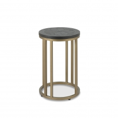 Cookes Collection Archie Peppercorn Ash Side Table