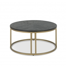 Cookes Collection Archie Peppercorn Ash Coffee Table