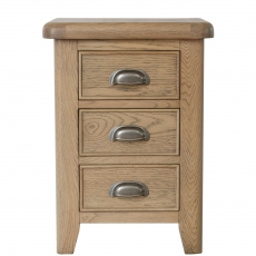 Cookes Collection Western 3 Drawer Cabinet