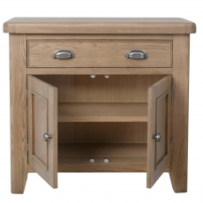 Cookes Collection Western 1 Drawer 2 Door Sideboard