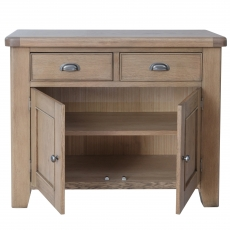 Cookes Collection Western 2 Door Sideboard