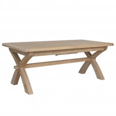 Cookes Collection Western Cross Leg Dining Table