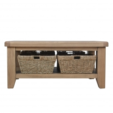 Cookes Collection Western Coffee Table