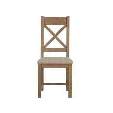 Cookes Collection Western Cross Back Dining Chair