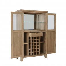 Cookes Collection Western Drinks Cabinet