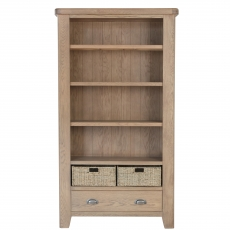 Cookes Collection Western Large Bookcase