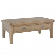 Cookes Collection Western Large Coffee Table