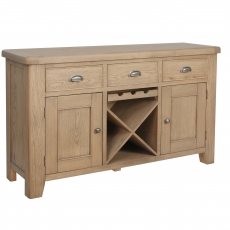 Cookes Collection Western Large Sideboard