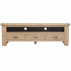 Cookes Collection Western Large TV Unit