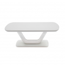 Cookes Collection Lewis Coffee Table White