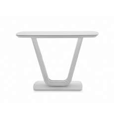 Cookes Collection Lewis Console Table White