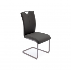 Cookes Collection Lewis Dining Chair Grey