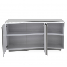 Cookes Collection Lewis Sideboard Grey