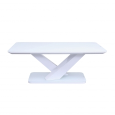 Cookes Collection Ralph Coffee Table White