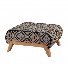 Celebrity Linby Footstool