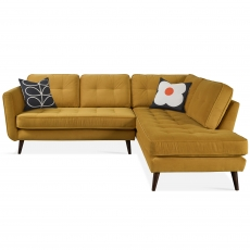 Orla Kiely Ivy Corner Sofa Left Side