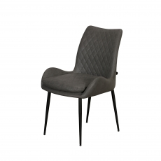 Cookes Collection Grey Sienna Dining Chair