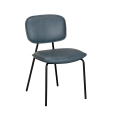 Cookes Collection Blue Claire Dining Chair