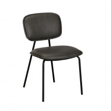 Cookes Collection Grey Claire Dining Chair