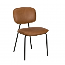 Cookes Collection Brown Claire Dining Chair