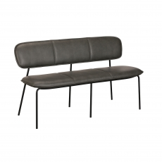 Cookes Collection Grey Claire Bench