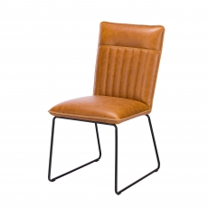 Cookes Collection Tan Jack Dining Chair