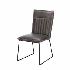 Cookes Collection Grey Jack Dining Chair