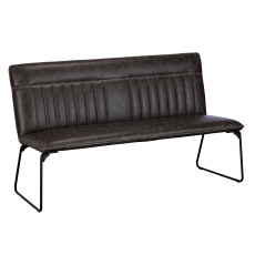 Cookes Collection Grey Jack Bench