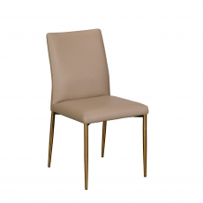 Cookes Collection Taupe Anne Dining Chair