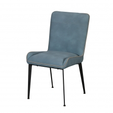 Cookes Collection Blue Rose Dining Chair