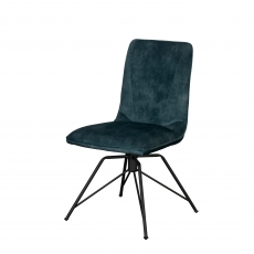Cookes Collection Teal Lucy Dining Chair