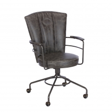 Cookes Collection Grey James Office Chair