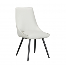 Cookes Collection Grey Jessica Dining Chair