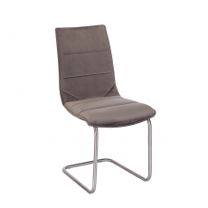 Cookes Collection Grey Megan Dining Chair