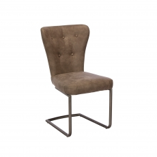 Cookes Collection Grey Otis Dining Chair