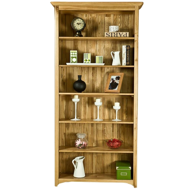 Cookes Collection Nobel 6 Foot Bookcase