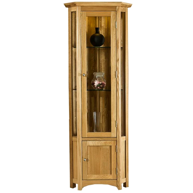 Fortune Woods Nobel Corner Display Unit