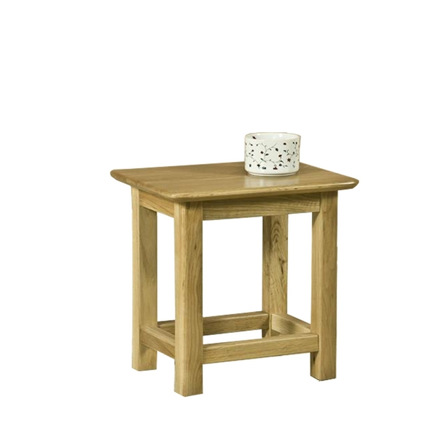 Fortune Woods Nobel Side Table