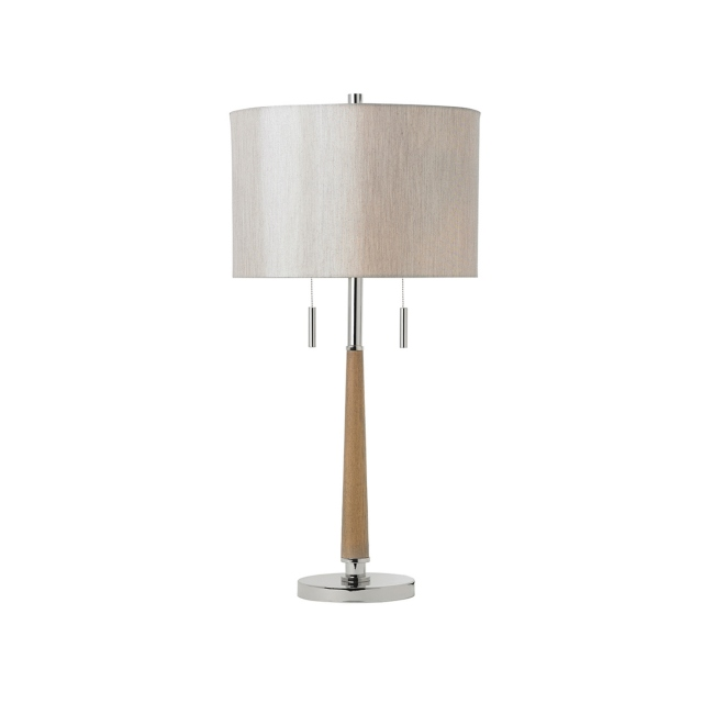 Altesse Wooden Table Lamp 1