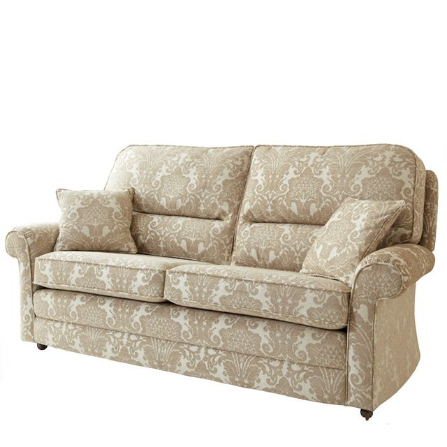Vale Bridgecraft Livorno 3 Seater Sofa