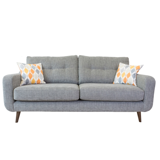 Cookes Collection Diamond Large Sofa 1