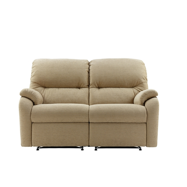G Plan Mistral 2 Seater Double Power Recliner Sofa