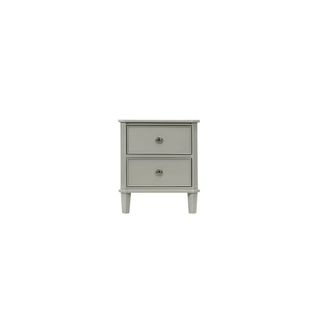 Abella 2 Drawer Bedisde