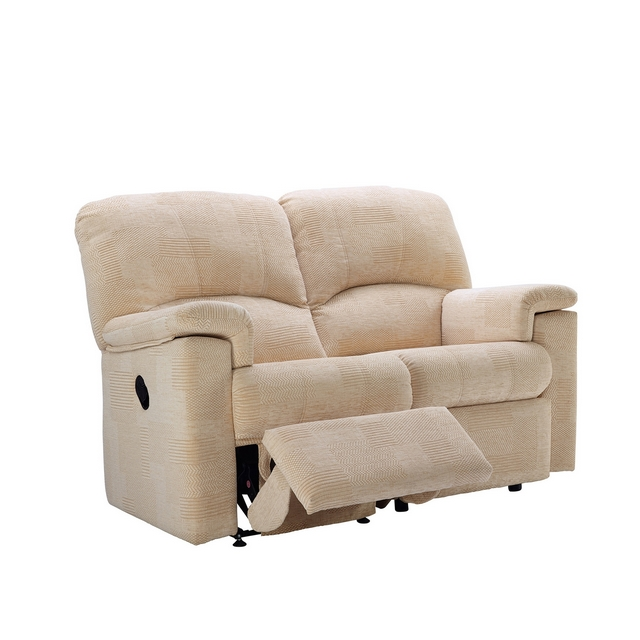 G Plan Chloe 2 Seater Double Recliner Sofa