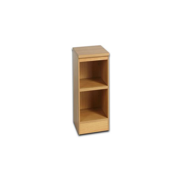 Office Low Height Narrow Bookcase