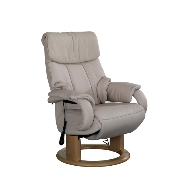 Himolla Tobi Electric Recliner Armchair Wide