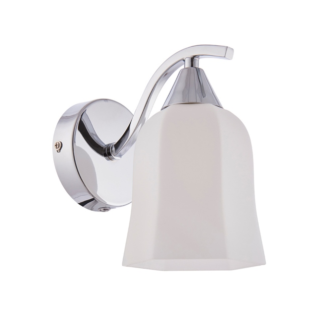 Chrome Wall Bracket